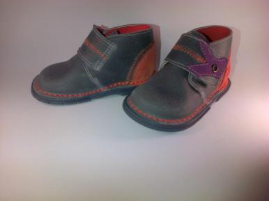 Shoes created during internship with Little Slipper