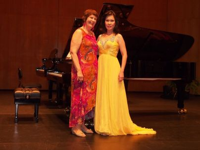 Australian Concerto & Vocal Competition 2016. Open Vocal 2nd place Prize Winner. with accompanist Maryleigh Hand.