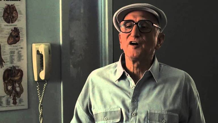 Junior Soprano at the doctor's office