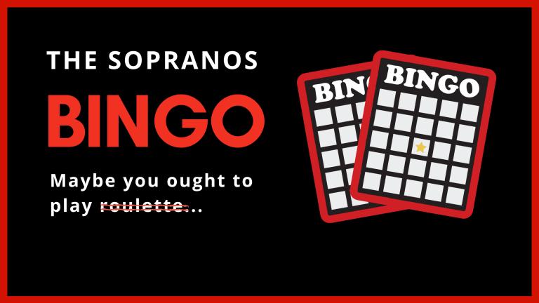 The Sopranos Bingo