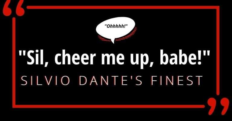 The Sopranos Silvio Dante Lines