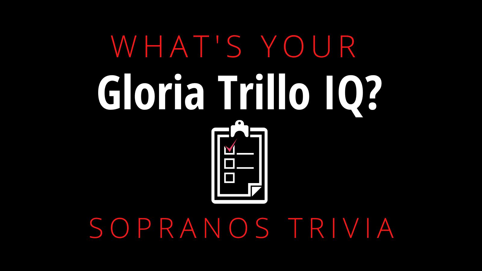 Gloria Trillo Quiz Cover Image