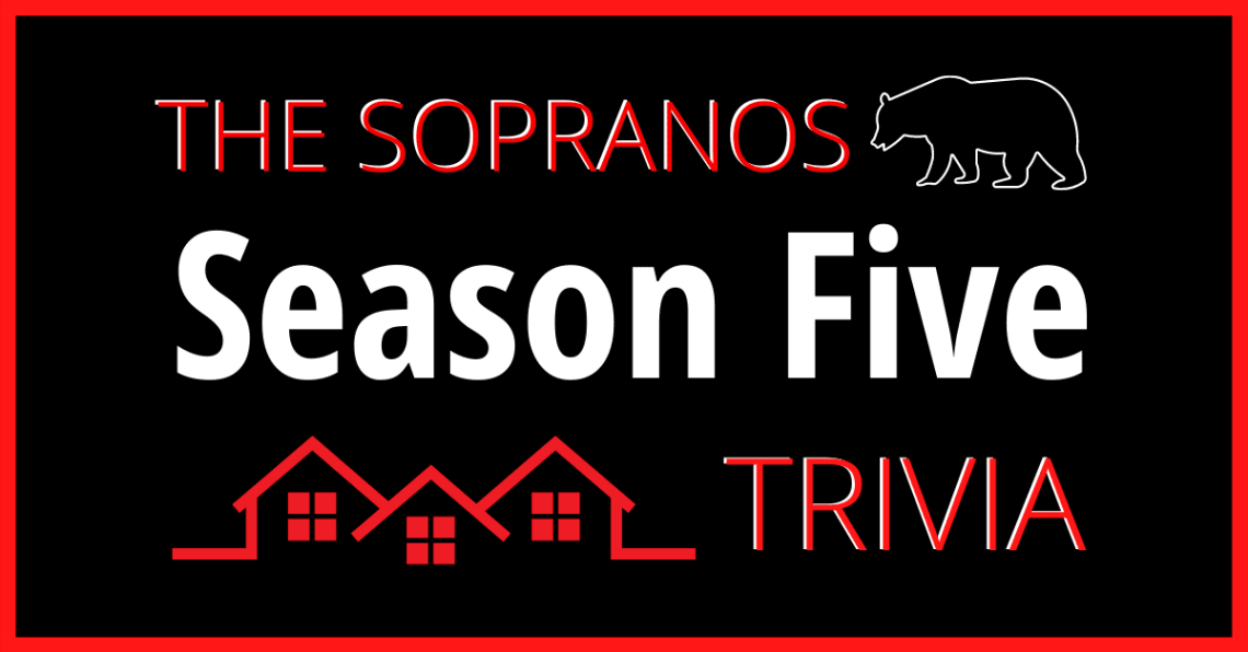 The Sopranos Season Five: How Much Do You Really Know?