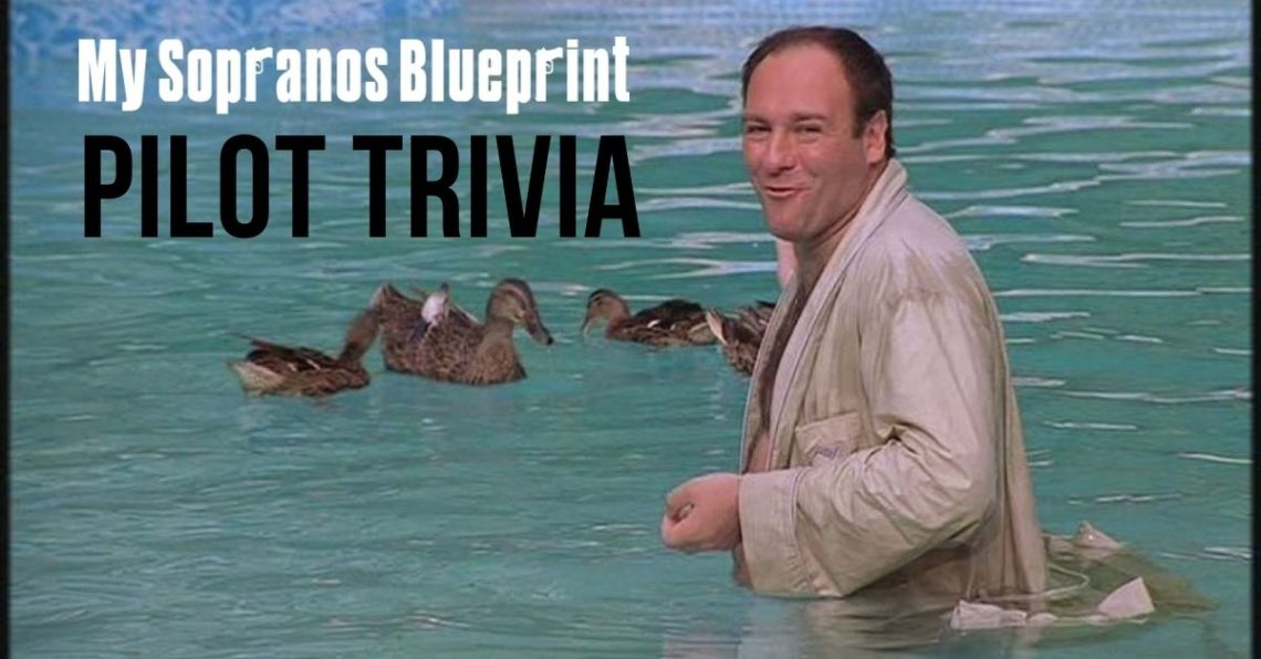 How Much Do You Know About The Sopranos Pilot Episode?