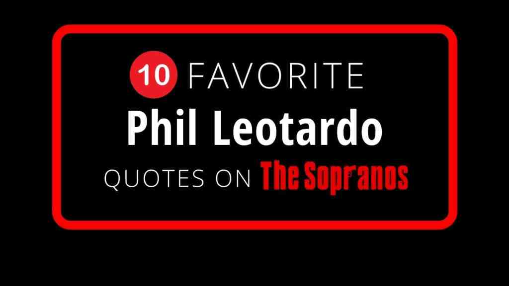 phil leotardo blog cover image