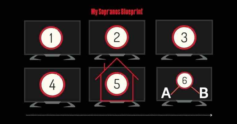 sopranos blueprint season 5