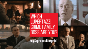 Lupertazzi Crime Family Boss Quiz Cover Image