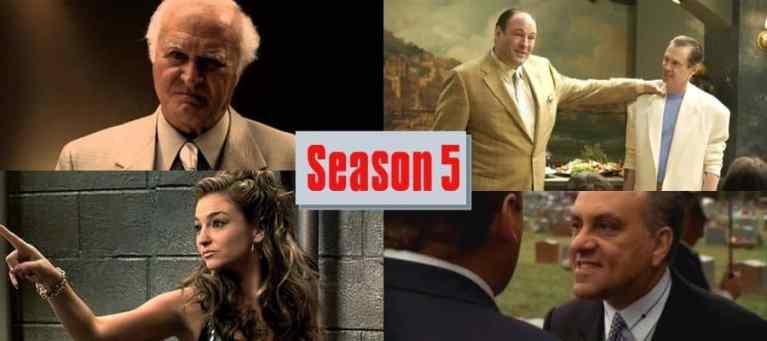 sopranos season 5 march madness trivia cover image