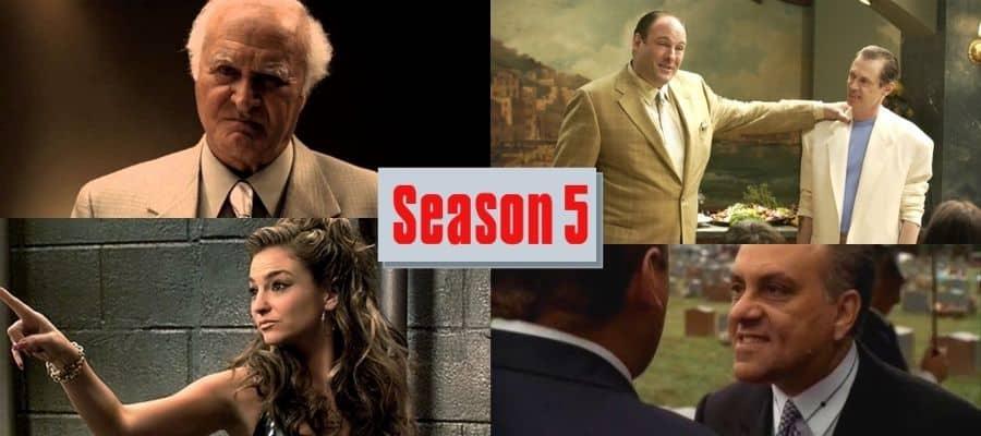 The Sopranos March Madness Season 5