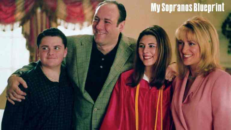 Which Member of the Soprano Household Are You Most Like?
