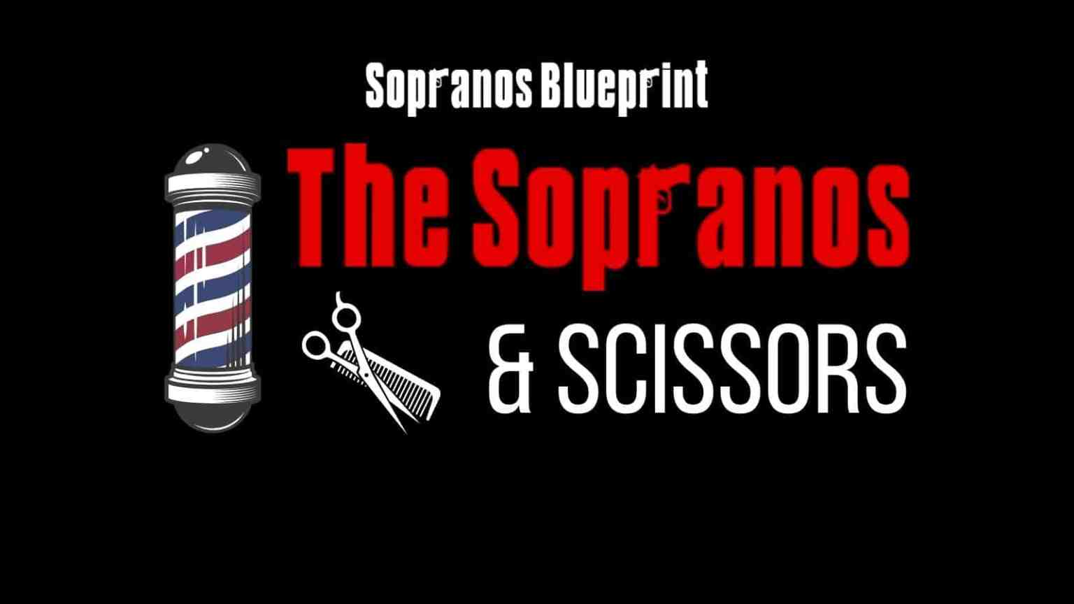 You Forget Something, Like My Cut? The Sopranos and Scissors