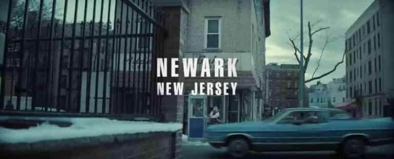The beginning scene from the many saints of newark trailer.