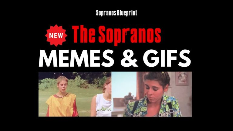 new sopranos memes and gifs