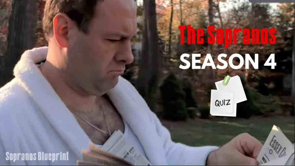 How Much Do You Know About The Sopranos Season 4?