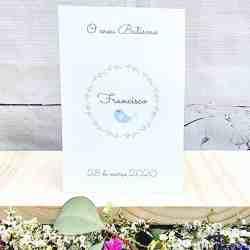 Convite Frente e Verso