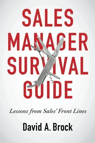 Sales Manager Survival Guide