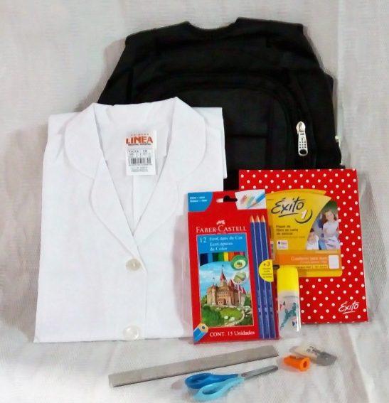 Kit Escolar - Nivel Inicial