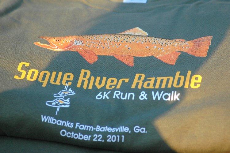 2011 Soque River Ramble Photos