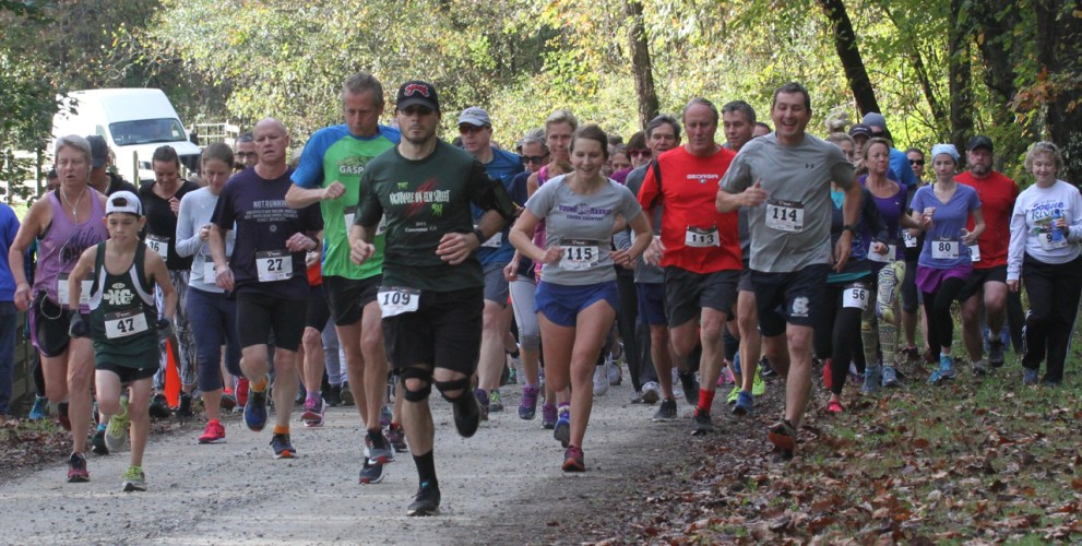 11th Annual Soque River Ramble Race Results!