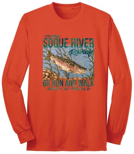 Soque Ramble 2017 T-Shirt!