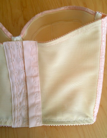 esplanade bra | basic stitch