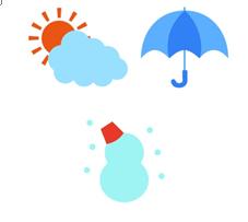 気象庁の週間天気予報