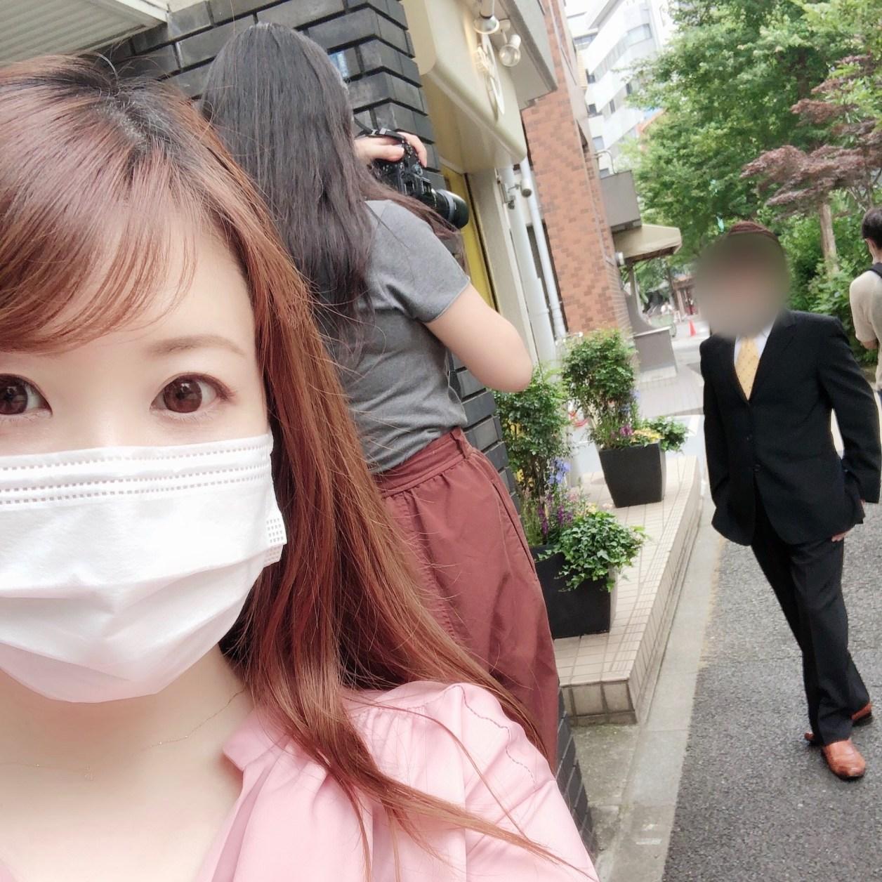 ソライロ結婚相談所 撮影同行