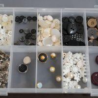 【手芸収納】副資材の収納にセリアのSIKIRIシリーズを使ってみました