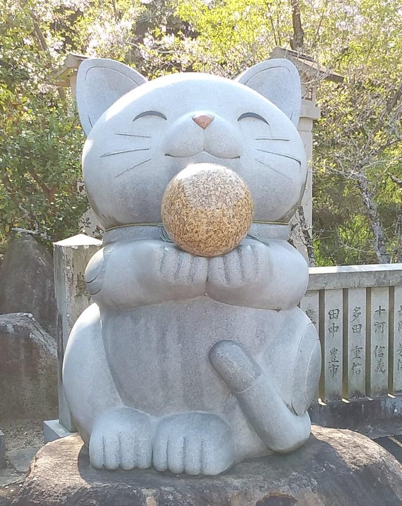宇佐神社のねこ2
