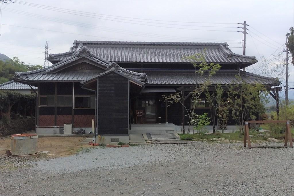 『シモアサオンデ』外観1