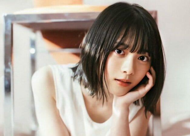 【欅坂46】森田ひかるさん、圧倒的な透明感!『週刊ヤングジャンプ』グラビアに登場