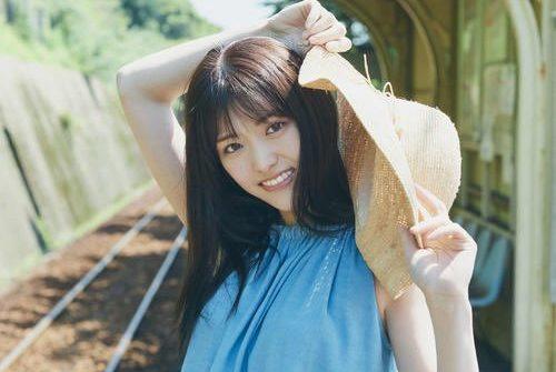 松村沙友理さん、卒業記念写真集が7月13日に発売!