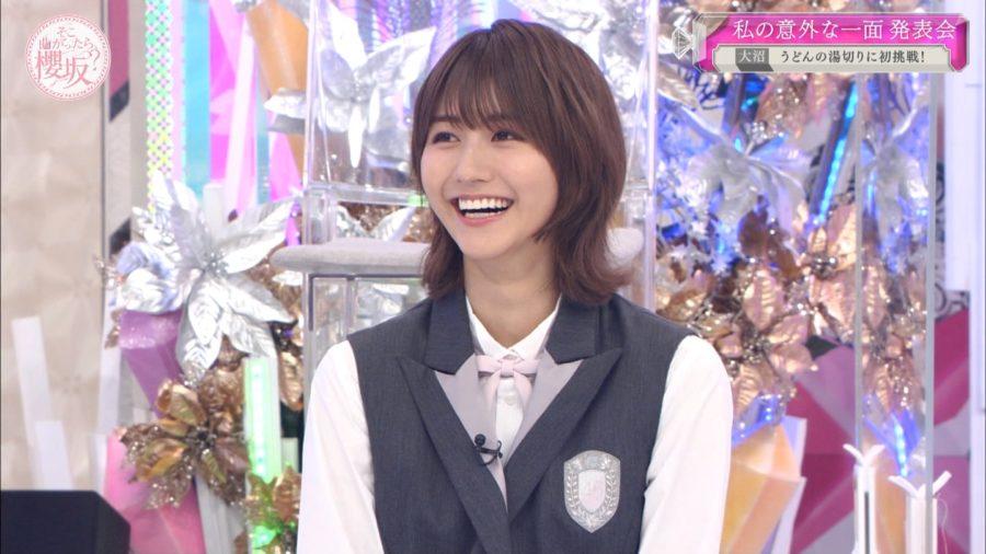 土生瑞穂さんの笑顔が素敵すぎて業界の人から口説かれてないか心配