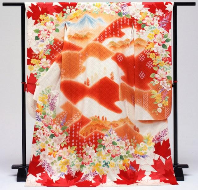 Уникальное кимоно 1
