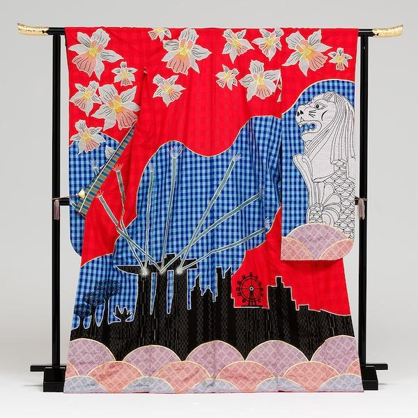Уникальное кимоно 2