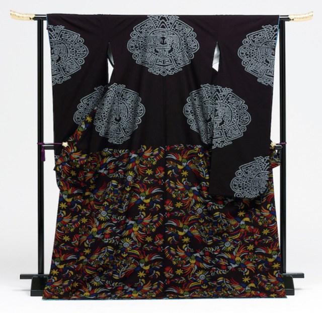 Уникальное кимоно 8