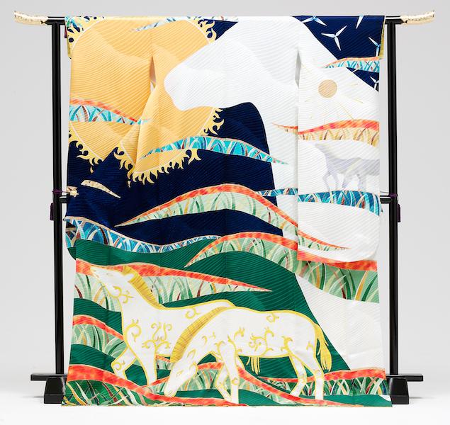 Уникальное кимоно 36