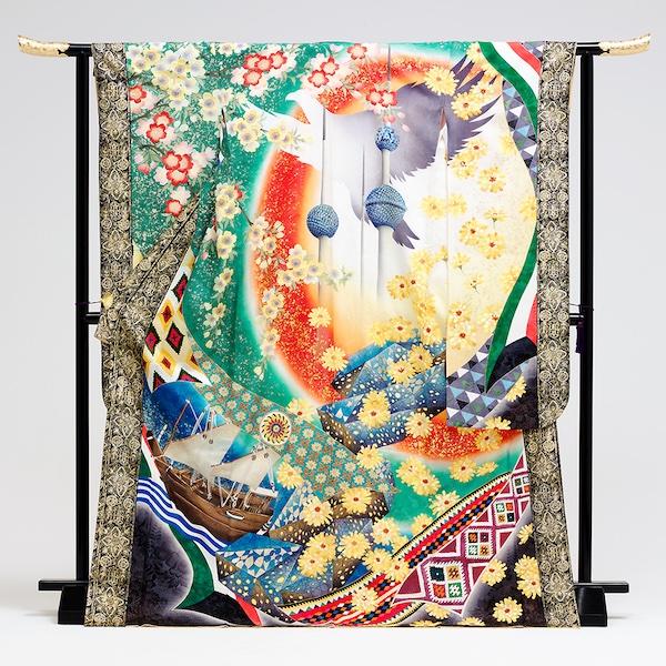 Уникальное кимоно 37