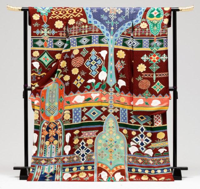 Уникальное кимоно 21