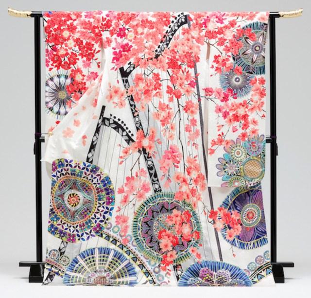 Уникальное кимоно 44