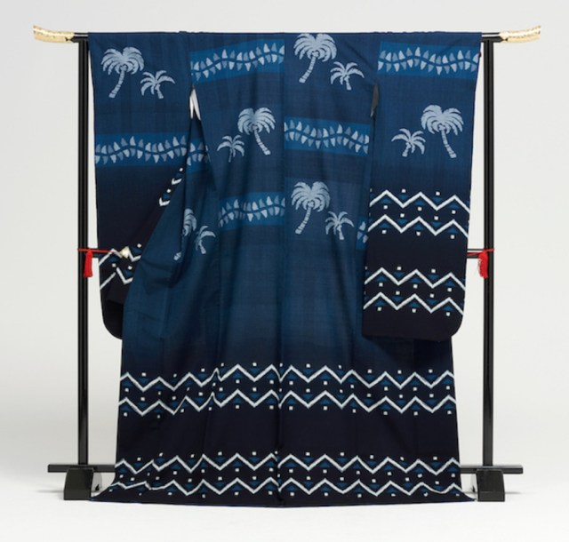 Уникальное кимоно 30