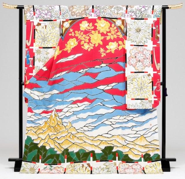 Уникальное кимоно 57