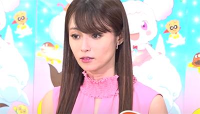 【画像】深田恭子が激痩せして老けた!理由は適応障害だった!?
