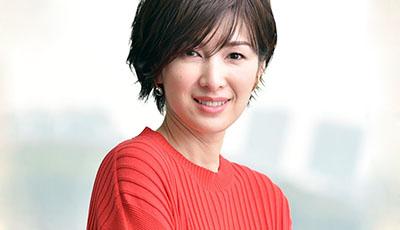 【画像】吉瀬 美智子の昔|若い頃が元ヤンでド迫力!生い立ちに母との確執?