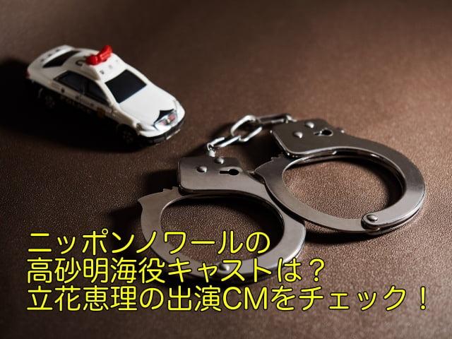ニッポンノワール キャスト 女優