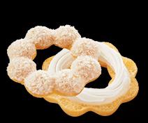 ミスド もちクリームドーナツ
