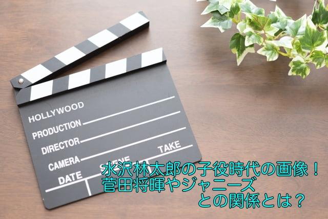 水沢林太郎 子役