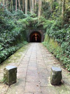 宇津ノ谷峠明治トンネル