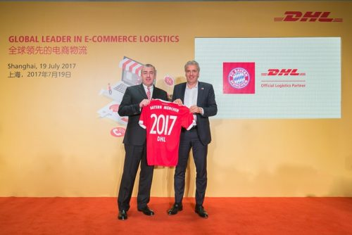 DHL expands cooperation with FC Bayern beyond e-commerce with innovative video gaming activations