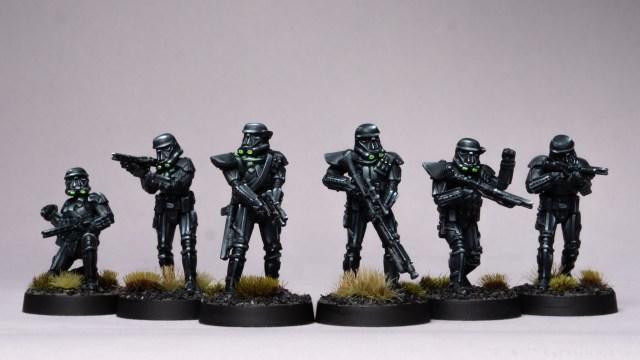 Death Troopers FINAL SHOOT